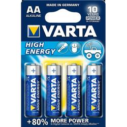 batéria Varta High Energy AA LR6