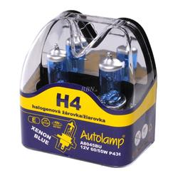 A-H4 12V 100/90W xenon blue duo