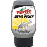 TURTLE WAX Metal polish 300ml (chrom)