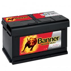 Banner Power Bull 12V 80Ah 700A P8014
