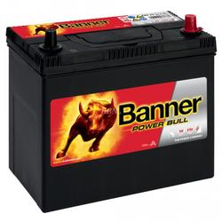 Banner Power Bull 12V 45Ah 360A P4523