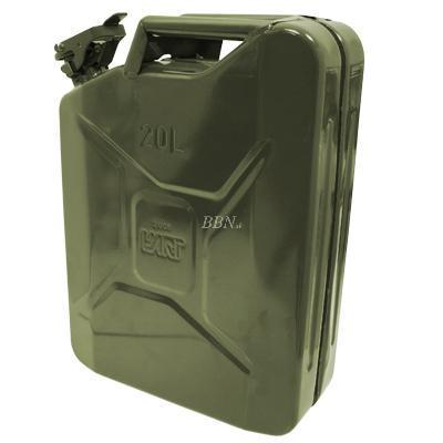 b64e056f0d22a kanister PHM 20L ARMY plechový   BBN E-Shop