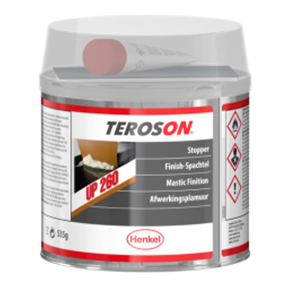 9eed9a5bad80e TEROSON UP 260 CAN vyrovnávací plnič 535g svetlo šedý | BBN E-Shop
