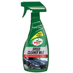 TURTLE WAX Speed cleaner wax Rýchlo čistiaci vosk 500ml