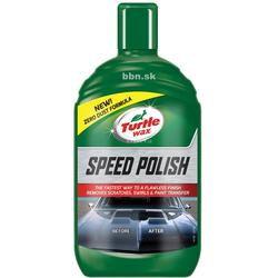 TURTLE WAX Speed Polish Politúra na rýchlu obnovu laku 500ml