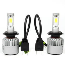 Autolamp-LED 12V-24V H4 4000 lm 2ks