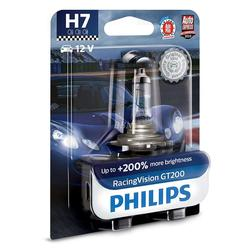 Philips 12V H7 55W PX26d RacingVision GT200 -1 kus