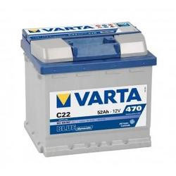 VARTA BLUE Dynamic 12V 52Ah 470A